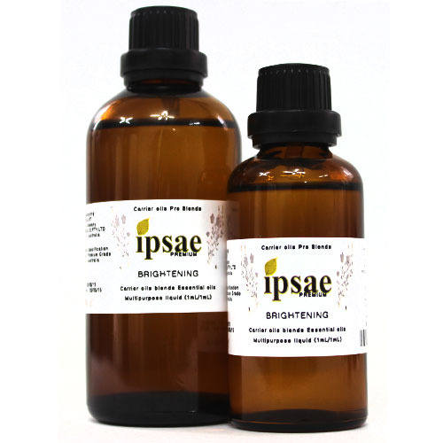 [IPSAE]Australia Carrier oils pre blends For Essential oils Brightening - 브라이트닝