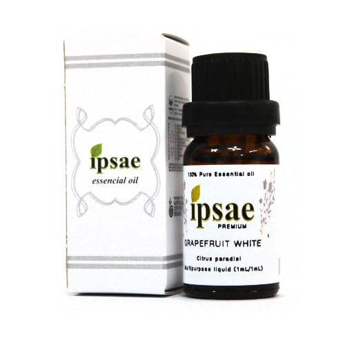 IPSAE - Essential oil Grapefruit - white